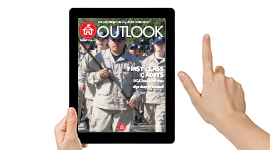 The May Issue of Outlook is Now Available!